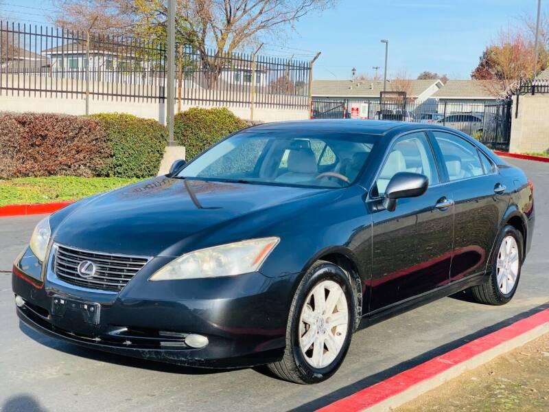 2007 Lexus ES 350 for sale at United Star Motors in Sacramento CA