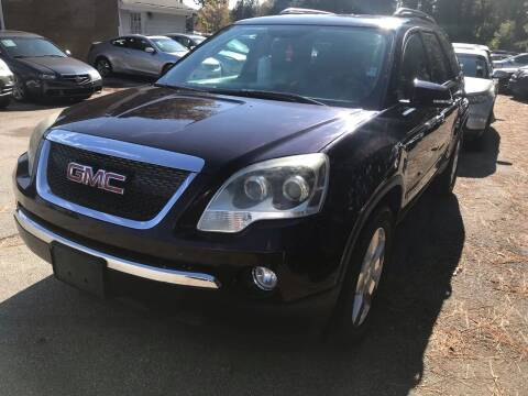 2008 GMC Acadia for sale at Philip Motors Inc in Snellville GA