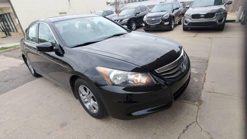 2012 Honda Accord for sale at Divine Auto Sales LLC in Omaha NE