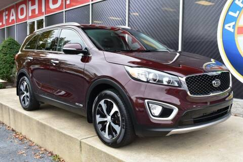 2018 Kia Sorento for sale at Alfa Romeo & Fiat of Strongsville in Strongsville OH