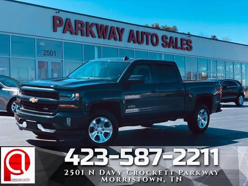 2018 Chevrolet Silverado 1500 for sale at Parkway Auto Sales, Inc. in Morristown TN