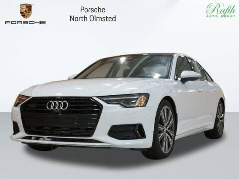2020 Audi A6 for sale at Porsche North Olmsted in North Olmsted OH