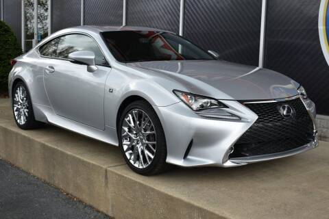 2015 Lexus RC 350 for sale at Alfa Romeo & Fiat of Strongsville in Strongsville OH