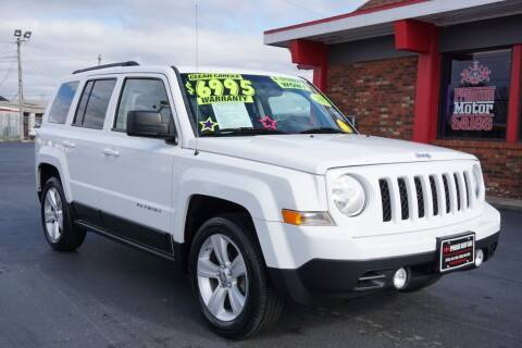 2012 Jeep Patriot for sale at Premium Motors in Louisville KY