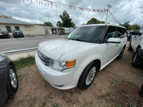 2011 Ford Flex for sale at S & J Auto Group in San Antonio TX