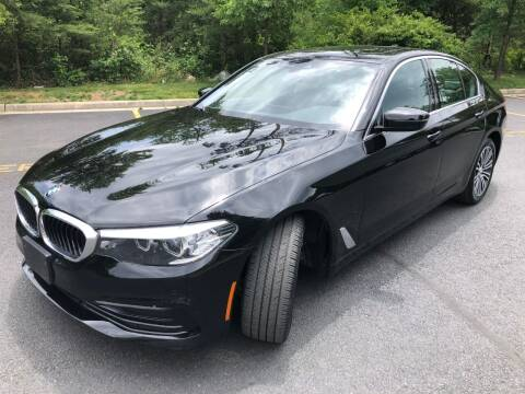 2019 BMW 5 Series for sale at Best Auto Group in Chantilly VA