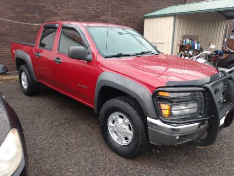 2004 Chevrolet Colorado for sale at E-Z Pay Used Cars in McAlester OK