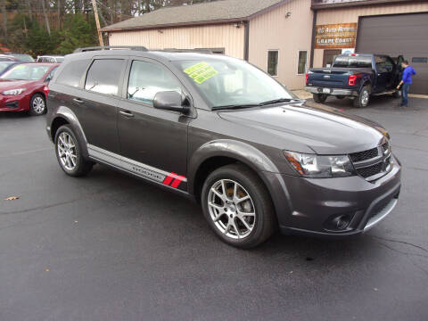 2018 Dodge Journey for sale at Dave Thornton North East Motors in North East PA