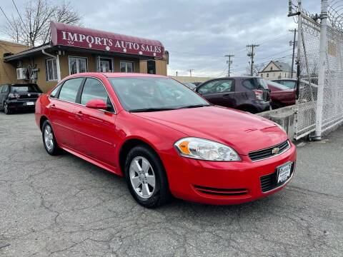 2009 Chevrolet Impala for sale at Imports Auto Sales Inc. in Paterson NJ