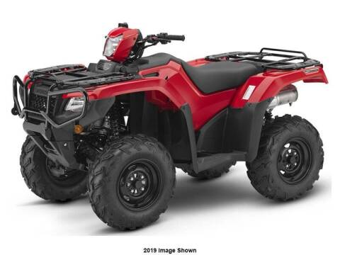 2020 Honda TRX500FM6 RUBICON for sale at Honda West in Dickinson ND