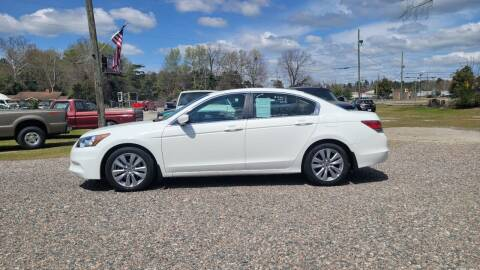 2012 Honda Accord for sale at Joye & Company INC, in Augusta GA