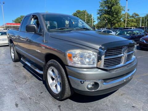 2008 Dodge Ram Pickup 1500 for sale at JV Motors NC 2 in Raleigh NC