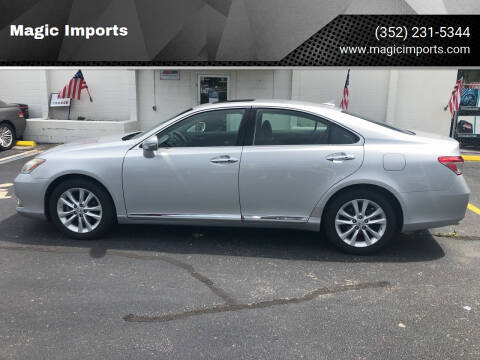 2010 Lexus ES 350 for sale at Magic Imports in Melrose FL