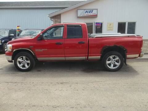 2006 Dodge Ram Pickup 1500 for sale at A Plus Auto Sales/ - A Plus Auto Sales in Sioux Falls SD