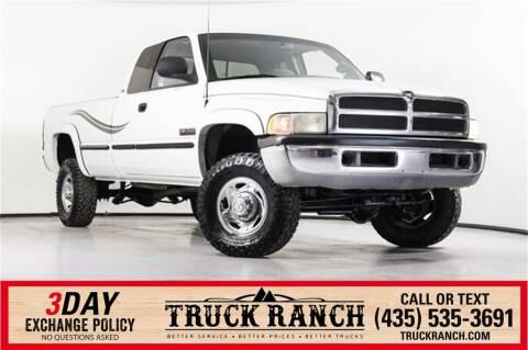 1998 Dodge Ram Pickup 2500 for sale at Truck Ranch in Logan UT