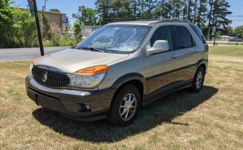 2002 Buick Rendezvous for sale at Hal's Auto Sales in Suffolk VA