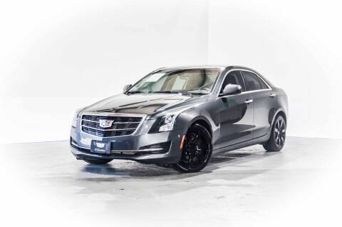 2016 Cadillac ATS for sale at CarXoom in Marietta GA