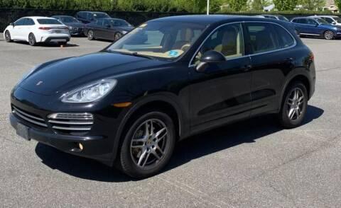 2011 Porsche Cayenne for sale at Kingz Auto Sales in Avenel NJ