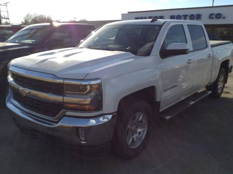 2017 Chevrolet Silverado 1500 for sale at Melton Chevrolet in Belleville KS