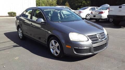 2008 Volkswagen Jetta for sale at BEST BUY AUTO SALES in Thomasville NC