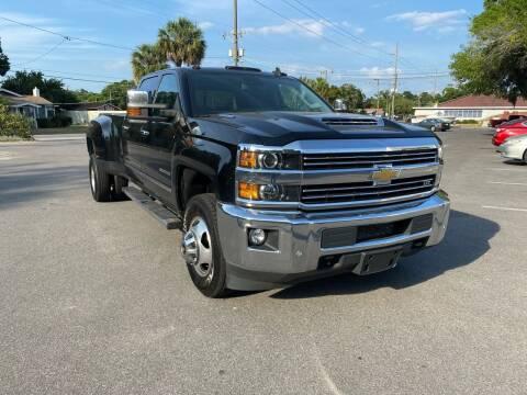 2019 Chevrolet Silverado 3500HD for sale at LUXURY AUTO MALL in Tampa FL