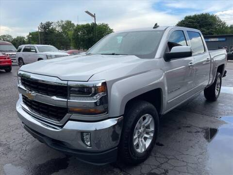 2018 Chevrolet Silverado 1500 for sale at HUFF AUTO GROUP in Jackson MI
