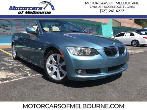 2010 BMW 3 Series for sale at Motorcars of Melbourne in Rockledge FL