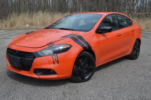2015 Dodge Dart for sale at TKP Auto Sales in Eastlake OH