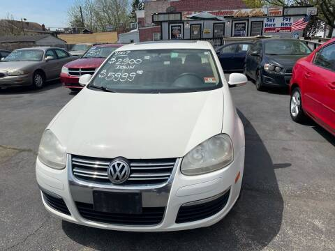 2007 Volkswagen Jetta for sale at Chambers Auto Sales LLC in Trenton NJ