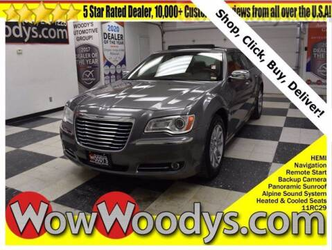 2011 Chrysler 300 for sale at WOODY'S AUTOMOTIVE GROUP in Chillicothe MO