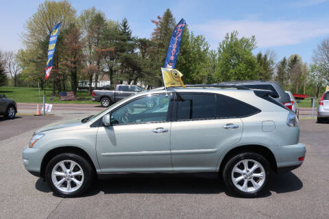 2009 Lexus RX 350 for sale at GEG Automotive in Gilbertsville PA