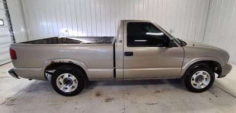 2000 GMC Sonoma for sale at Ubetcha Auto in St. Paul NE