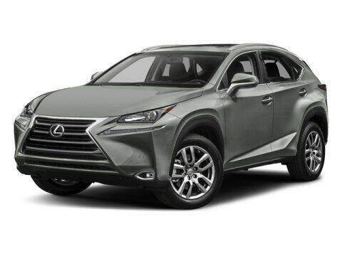 2017 Lexus NX 200t for sale at Stephen Wade Pre-Owned Supercenter in Saint George UT