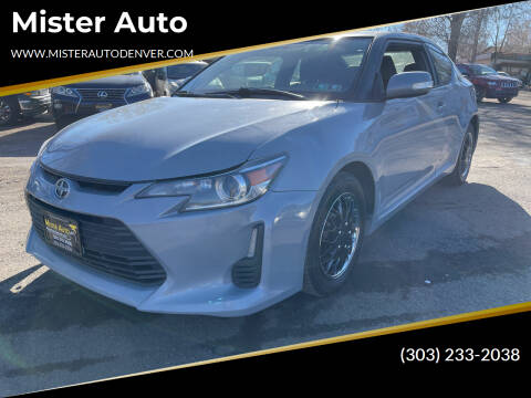 2014 Scion tC for sale at Mister Auto in Lakewood CO