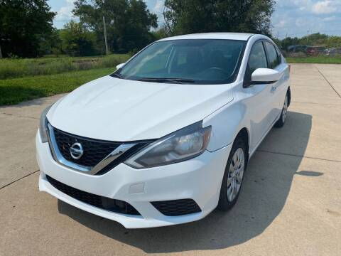 2018 Nissan Sentra for sale at Mr. Auto in Hamilton OH