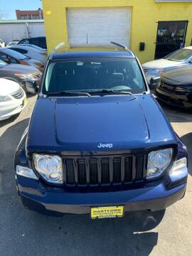 2012 Jeep Liberty for sale at Hartford Auto Center in Hartford CT