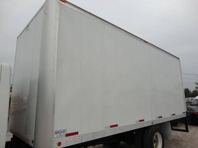 2012 Hercules 22' Ft. Aluminum Box for sale at Regio Truck Sales in Houston TX