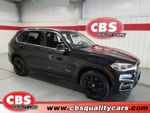 2015 BMW X5 for sale at CBS Quality Cars in Durham NC