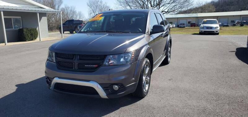 2017 Dodge Journey for sale at Jacks Auto Sales in Mountain Home AR