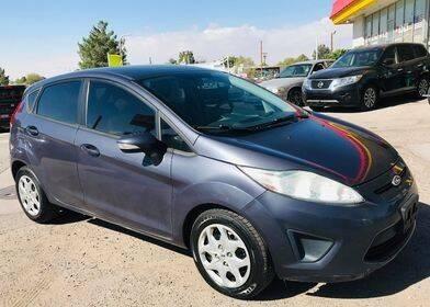 2013 Ford Fiesta for sale at Fiesta Motors Inc in Las Cruces NM