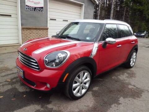 2014 MINI Countryman for sale at Boot Jack Auto Sales in Ridgway PA