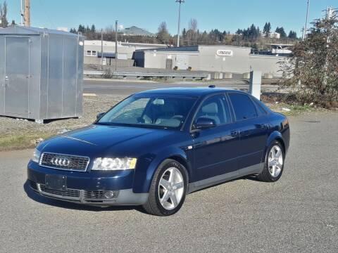 2004 Audi A4 for sale at South Tacoma Motors Inc in Tacoma WA
