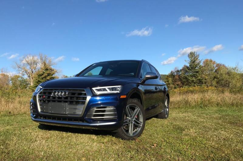 2018 Audi SQ5 for sale at EuroMotors LLC in Lee MA