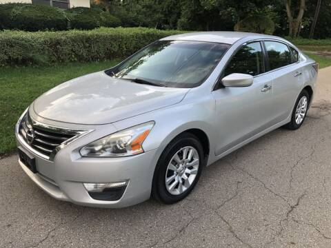 2015 Nissan Altima for sale at Urban Motors llc. in Columbus OH