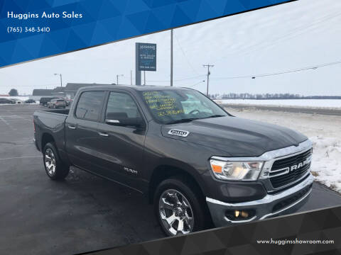 2019 RAM Ram Pickup 1500 for sale at Huggins Auto Sales in Hartford City IN