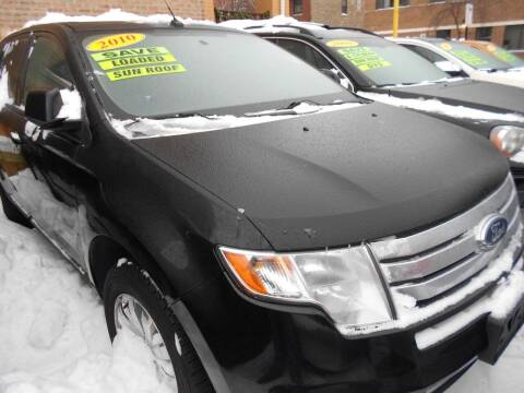 2010 Ford Edge for sale at Metropolitan Automan, Inc. in Chicago IL