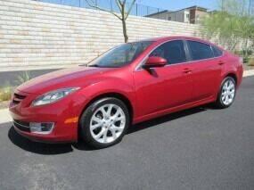 2009 Mazda MAZDA6 for sale at MyAutoJack.com @ Auto House in Tempe AZ