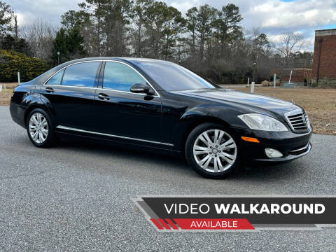2009 Mercedes-Benz S-Class for sale at Selective Imports in Woodstock GA