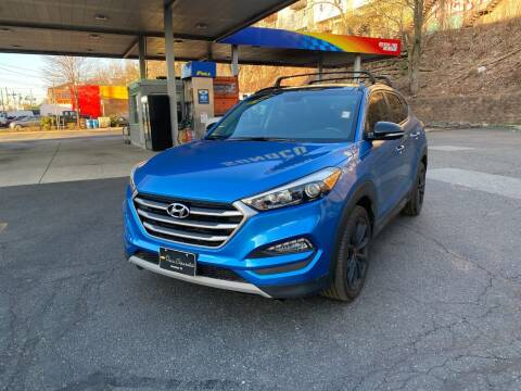 2017 Hyundai Tucson for sale at Exotic Automotive Group in Jersey City NJ