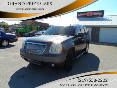 2010 GMC Yukon for sale at Grand Prize Cars in Cedar Lake IN